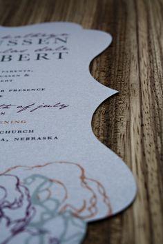 Dicut wedding invite | www.meldeen.com
