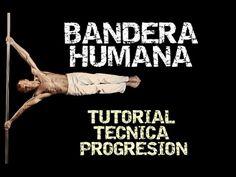 BANDERA HUMANA: TUTORIAL Y PROGRESIÓN PARA CONSEGUIRLA [Human flag - Calistenia]