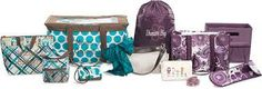 Thirty One Bags and Totes!  Getting one for myself and family! VERY useful bag