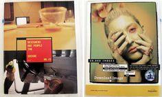 Graphic Design Emigre #43  Designers are People Too 1997 fonts desktop print Ad