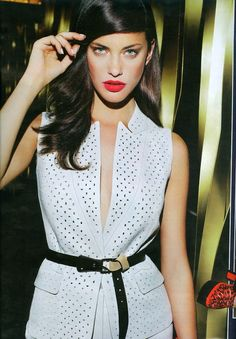 5 New Year's Hair-esolutions To Consider Making in 2013: Girls in the Beauty Department