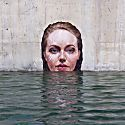 Check Out These Stunning Portraits Of Women Revealed When The Tide Goes Out