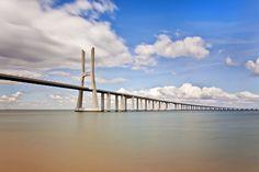 Ponte Vasco da Gama by Ander Aguirre