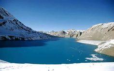 Tilicho Lake from Manaslu, Manaslu Tilicho Lake Trek, Manaslu Trekking in Nepal