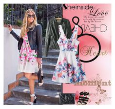 Sheinside I / 8 by erna-dz on Polyvore featuring moda and Avery