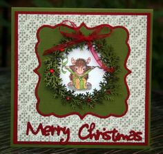 House Mouse Christmas Cards
