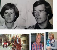 Marit Kruse & Arne Jørgen Ludvigsen.  De flyttet inn på Blindern høsten 1976. «For vår del sa det PANG på en Peisaften våren1977, og vi har holdt sammen daglig siden, straks 39 år ! Da vi, - som første ekte Blindernpar - giftet oss i august 1979, fikk vi en steikepanne som offisiell gave av Bruket.»