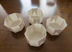 わら半紙でマフィン型を手軽に作ろう! – monapan もなみのパン屋さん