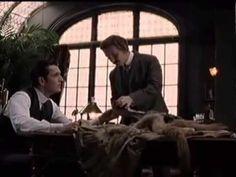 Sherlock Holmes a případ hedvabné punčochy (CELÝ FILM) 2004