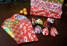 """Lucy Young, Paper Tiger Shanghai's owner and designer, is a Chinese-American entrepreneur who moved to Shanghai in 2005 with her family. When she looked for gift wrap in her new hometown, all she could find were designs that were very western. """"The Chinese custom of gift wrapping is still fairly new,"""" she writes, """"It's more common to give money in red envelopes than to give a gift."""""""