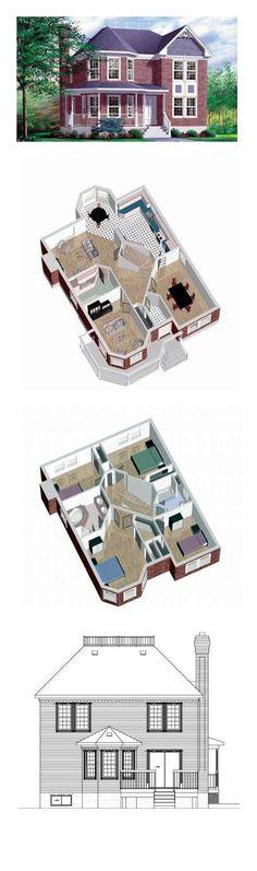 Este plano representa nuetra casa que es a dos plantas. Es una casa muy luminosa gracias a muchas ventanas y es también bien mueblada. Tiene la calefacción centralzada porque después de su remodelación ya no hay chimenea. En la planta baja econtramos el atrio, dos cuartos de baños, la cocina, el comedor y la biblioteca con su terraza. En otro piso hay tres dormitorios, la parte superior de la biblioteca y un cuarto de baño.