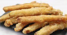 Mi cocina es Chicunini: Palitos de berenjena con miel