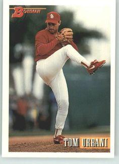 1993 Bowman #583 Tom Urbani RC - St. Louis Cardinals (RC - Rookie Card) (Baseball Cards) by Bowman. $0.88. 1993 Bowman #583 Tom Urbani RC - St. Louis Cardinals (RC - Rookie Card) (Baseball Cards)