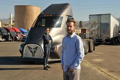 Недавно созданная американская компания Thor Trucks представила электрический седельный тягач ET-One. Машина пока носит экспериментальный статус, но в перспективе может стать конкурентом Tesla Semi. Техническое оснащение  Thor ET-One построен на шасси серийного грузовика Navistar