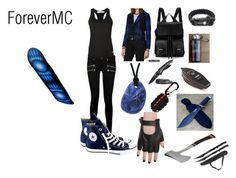 """""""ForeverMC in the Zombie Apocalypse"""" by mimi-minecrafter ❤ liked on Polyvore featuring adidas, BB Dakota, Paige Denim, Converse, Aspinal of London, Glitzy Rocks, Restoration Hardware, apocalypse, zombieapocalypse and survival"""