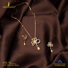 Gemstone Necklace Set gms) - Fancy Jewellery for Women by Jewelegance Italian Gold Jewelry, Gold Jewelry Simple, Stylish Jewelry, Gold Chain Design, Gold Bangles Design, Jewelry Design Earrings, Gold Earrings Designs, Women's Jewelry, Fashion Jewelry