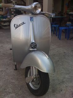 vespa 1959 #thaiscooter