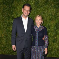Pierre-Yves Roussel and Tory Burch. Photo by Getty Images.-Wmag