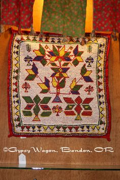 Extremely rare beaded textile from the Banjara's in Rajasthan. This is a great price for this very rare piece. $58 To purchase click here:  https://www.paypal.com/cgi-bin/webscr?cmd=_s-xclick&hosted_button_id=VX37LJC69GU4W