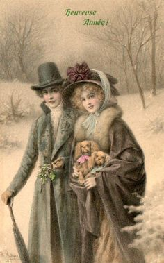 Яндекс.Фотки Christmas Card Images, Vintage Christmas Images, Christmas Graphics, Victorian Christmas, Christmas Art, Clip Art Vintage, Vintage Labels, Vintage Cards, Vintage Postcards