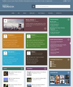 This knowledge base/FAQ WordPress theme has a Bootstrap framework, shortcodes, live search, a responsive layout, an FAQ system, RTL language support, WPML compatibility, social media integration, and more.
