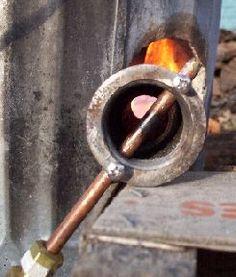 Propane Pipe Burner Design | Propane Burner!