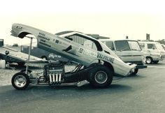 Vintage Drag Racing - Funny Car