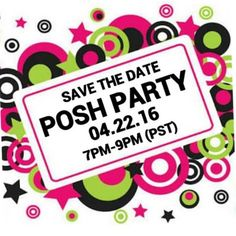 ✨Co-Hosting my First Posh Party! ✨ Yay! Please join me in celebrating this exciting moment! Feel free to share or tag your closet name below and help spread the word. I appreciate all your support! Feel free to bundle as I take an additional 10% off of 2+ items. Happy Poshing! More details to come Jewelry