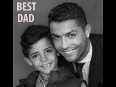 Cristiano Ronaldo With His Son Cristiano Ronaldo Jr. | Cristiano Ronaldo...