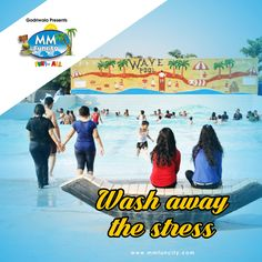 Bored of your routine? Tired of your stressful life? Give yourself a much needed break. Visit MM Fun City, here you can really wash away the stress of the routine and revive the mind and body to incredible measures.  #MMFunCity #Rides #BestWaterpark #WaterPark #Thrill #Joy #Excitement #Fun #Refresh