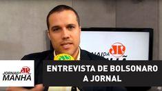 Marco Antonio Villa e Felipe Moura Brasil comentam entrevista de Bolsona...