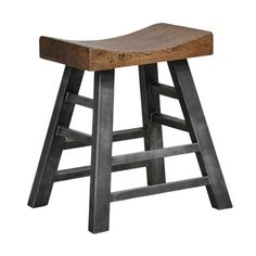 Myrna Square Counter Stool | Overstock.com Shopping - Great Deals on Kosas Collections Bar Stools