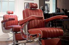 #Bentley designs bespoke barber chairs with luxury #barbershop #Pankhurst