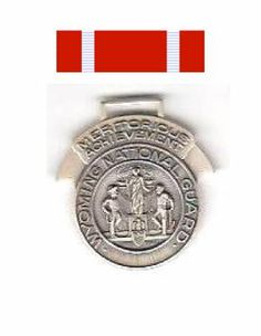 The OMSA Medal Database - WY Meritorious Achievement Medal - OMSA Medal Ribbon, Military Insignia, National Guard, Wyoming, Michael Kors Watch, Bling, America, Accessories, Jewel