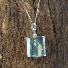 Love this and you put a photo of your own in :-) Square Locket Necklace, on Fab.