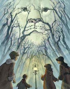 Into Narnia.