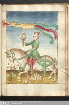 337 [168r] - Ms. germ. qu. 15 - Bellifortis - Page - Mittelalterliche Handschriften - Digitale Sammlungen Elsaß, [um 1460]