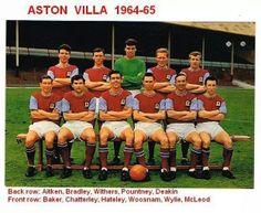 Aston Villa Football Club, 1964/65