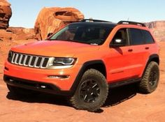From the 2014 Jeep Grand Cherokee Trailhawk concept to the Jeep Sand Trooper II, Lawton Jeep fans are still ecstatic about these new releases.