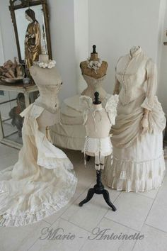Dress Form Beauties ~