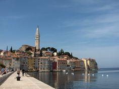 Rovinje, Kroatie