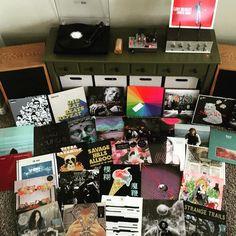 https://www.instagram.com/geekingonmusic/ #vinyl #recordcollection♫♫♥♥♫☺4♥♥♫♥JML