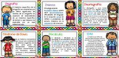 Definiciones de los diferentes trastornos y síndromes que podemos encontrar en NUESTRAS CLASES http://wp.me/p2PNAH-c0b