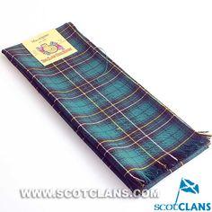 Clan MacAlpine Modern Tartan Scarf