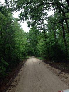 I always end up on roads like this at work...I like them tho... sixmillionstories.com