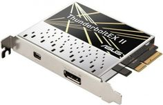 ASUS Thunderbolt EX II add-on cards incoming