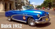 Buick 52 Blue