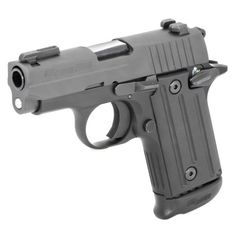 SIG SAUER P238 .380 Auto Pistol I think this is going to be my new Toy I'm going to save & get it! And add better grips