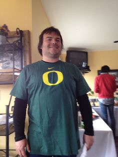 Jack Black ----Duck fan