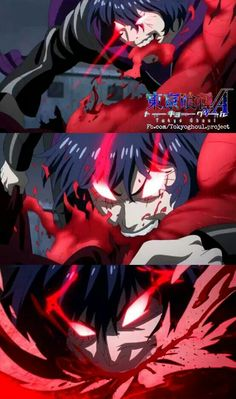 """""""Does it make you happy, being off playing nice with the humans, forgetting you're a monster? If your wings are that lame, I'll clip them for you."""" This  was one of those parts that was hard to watch.  Tokyo Ghoul: The Square Root of A (episode 1)"""